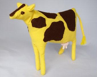 Yellow Cow
