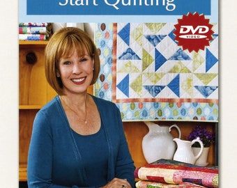 Alex Anderson Teaches You To Start Quilting