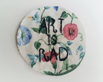 Iron on Embroidery Patches
