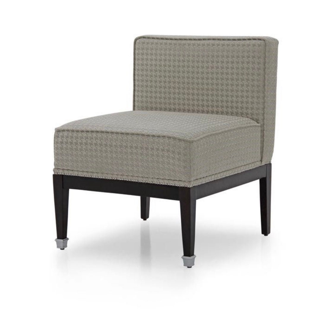 Cubo Chair Armchair Bespoke Custom Finished Wood Upholstered To Order Handmade Seating By Millmax