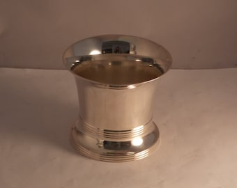Vintage Silverplate Wine Chiller
