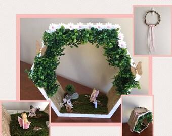 Fairy Play House Christmas Gift Birthday Idea