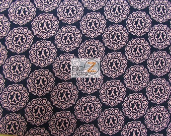 "Project Pink By Windham Fabrics 100% Cotton Fabric - 45"" Width Sold By The Yard (FH-1064)"