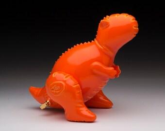 NEW Small Orange Carnotaurus