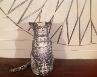 McGuffey's Cat 1984 cat Smithsonian Institution souvineer