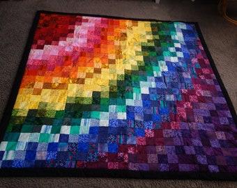 Rainbow in Pixels