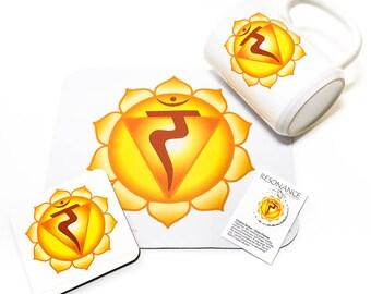 Solar Plexus Chakra Products | Pendants, Mugs, Mouse Pads, Coasters