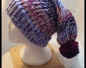 Xsmall loom knit hat
