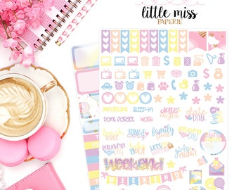 Sweet Disaster MINI Kit (5 pages)