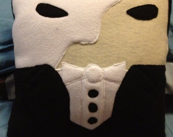 Phantom of the Opera Erik Pillow