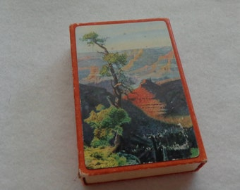 1940's Sealed Grand Canyon Deck of cards