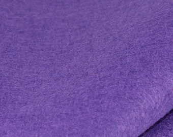 Bamboo and Rayon Eco Felt - 10 x 11 inches - Purple Paradise
