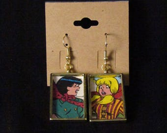 Betty and Veronica Earrings