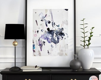 Abstract painting SP No. 4 / painting mix media, fine art print. / Download file