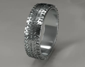 Jeep Pro-Comp Xtreme tire ring