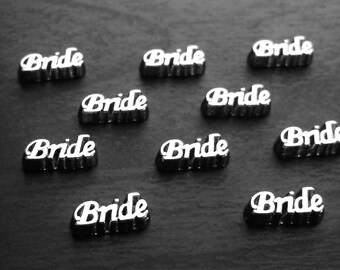 Bride Floating Charm  for Floating Lockets-Gift Idea