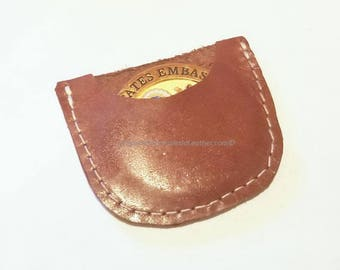 Challenge Coin Leather Holder (MIS126)