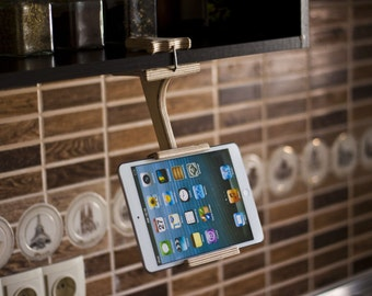 kitchen gift kitchen gadget tablet stand tablet holder gift ideas chef gift mom gifts storage smartphone docking station iPad Pro Air mini
