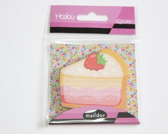 sticky notes cake
