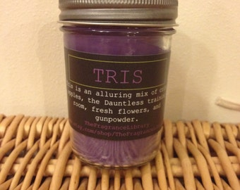Tris: Large Candle