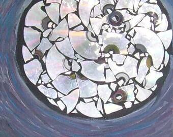 Les rayons de lune et aimant Art Shattered Dreams