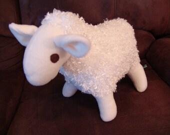 Big white sheep