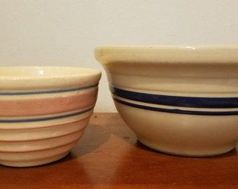 Two nice ceramic bowls