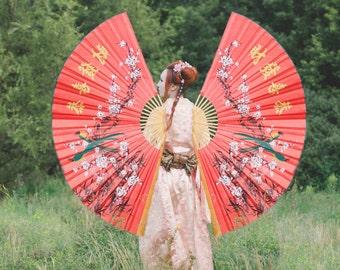 Japanese handmade kimono dress for woman