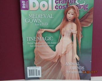 Doll Crafter and Costuming  November 2007