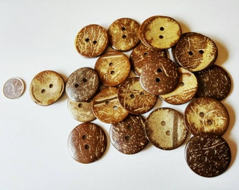 Coconut Buttons x 8
