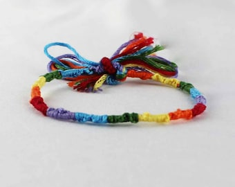 Gay Pride Lesbian Friendship Bracelet Chinese LGBT Jewelry