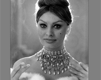 Sophia Loren 11x14 Photo Poster #1221