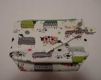 Small Zipper Project Bag/Pouch
