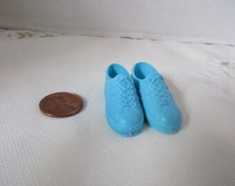 Ken Brad Doll Aqua Boy Slip on Tennis Shoes