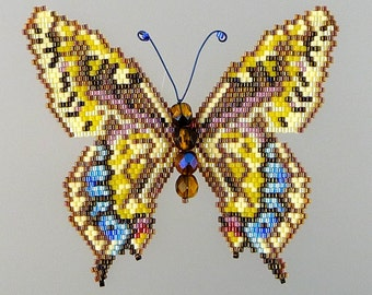 Old World Swallowtail PDF Pattern and Tutorial