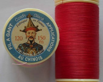 Spool of thread color 525 puppet