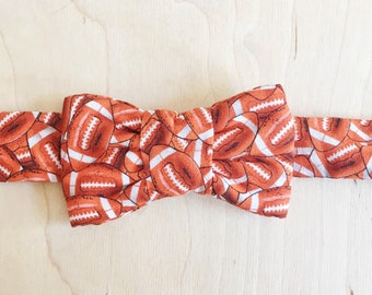Any Given Sunday Football Bow Tie for Cats