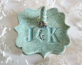 Ring holder, bride to be gift, ring holder, engagement gift for her, Bridal shower gift, Couple Engagement gift,