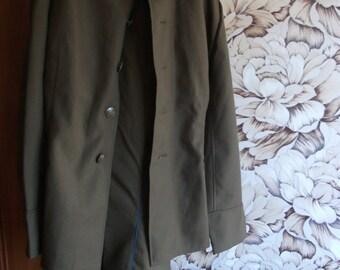 Soviet Officer's Field Uniform. Vintage Military Uniform. Air Force Uniform. Soviet Army Uniform. 1980s Army Uniform.