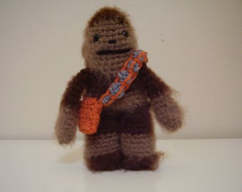 Star Wars Chewbacca Amigurumi