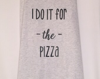 Do it for the Pizza Tank.