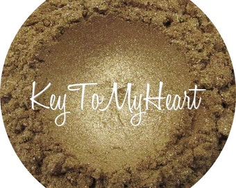 Loose Mineral Eyeshadow-Key To My Heart