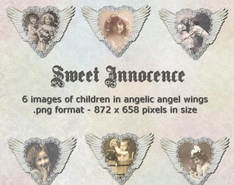 Sweet Innocence - Angelic Children