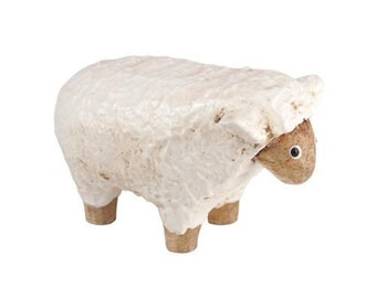 T-lab polepole animal Antique Style Sheep (S)