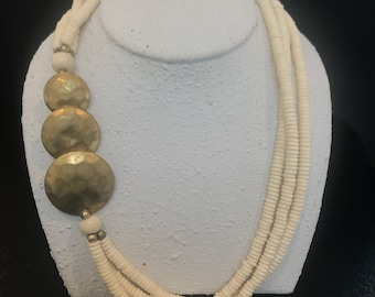Surfer style chic necklace