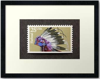 Scott 2504 Native American Headdress