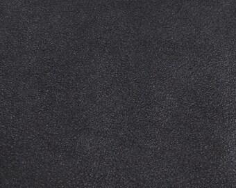 Iridescent black velvet lambskin coupon