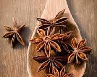 Star Anise, Whole Pods.