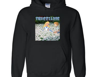 "TRICELL215- ""F.O.E. "" PULL OVER HOODY"