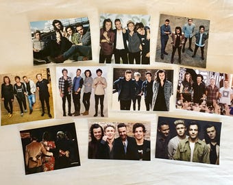 One Direction Stickers